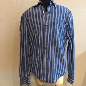 Men's Hollister Button Down